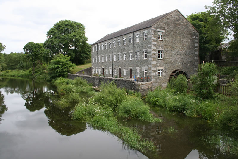 the Mill on the Fleet in Gatehouse