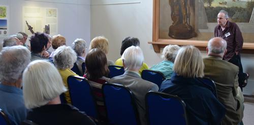 Stuart McHardy's Talk on 18 May