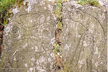 Trusty's Hill Pictish Inscription 1993